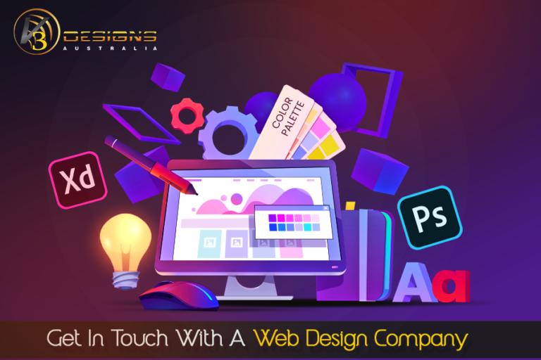 Web Design Company in QLD